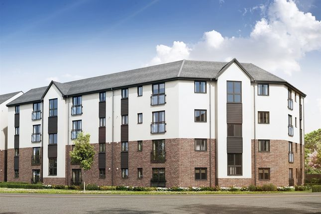 "Thumbnail Flat for sale in ""The Piel Apartment"" at Heyford Avenue, Buckshaw Village, Chorley"