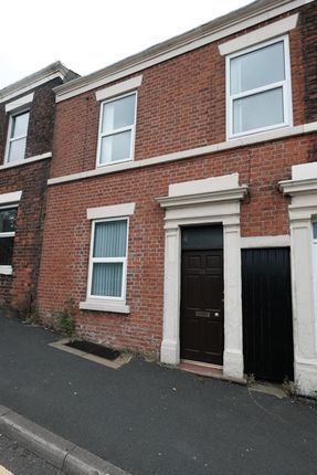Thumbnail Terraced house to rent in Wellfield Road, Preston, Lancashire