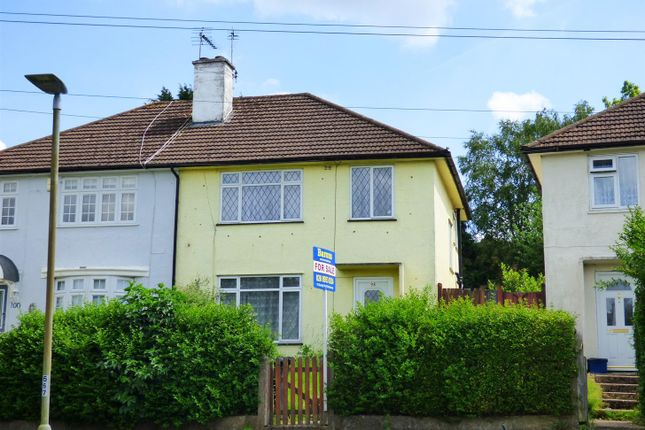Thumbnail Semi-detached house for sale in Sullivan Way, Elstree, Borehamwood