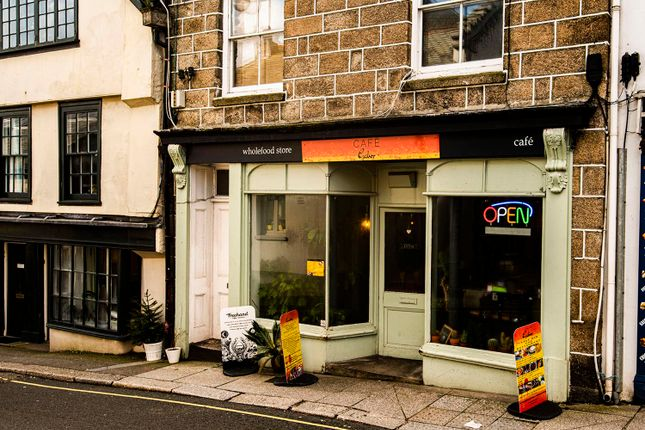 Restaurant/cafe for sale in St Thomas Street, Penryn, Cornwall