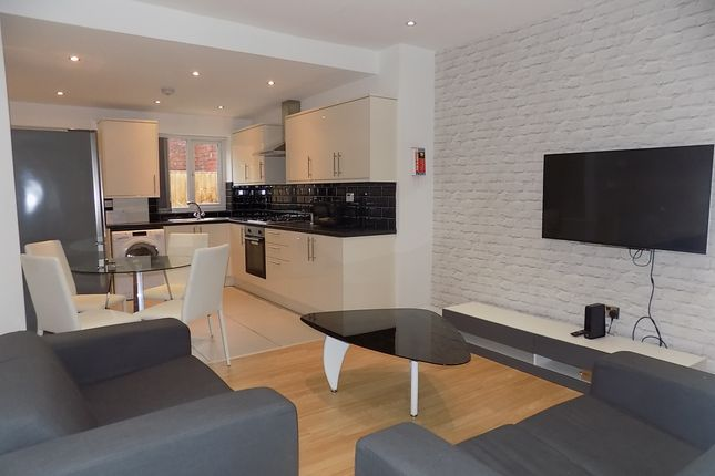 Thumbnail Terraced house to rent in Baron Street, Sheffield