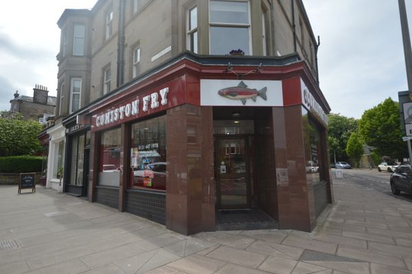 Thumbnail Restaurant/cafe for sale in Comiston Road, Edinburgh