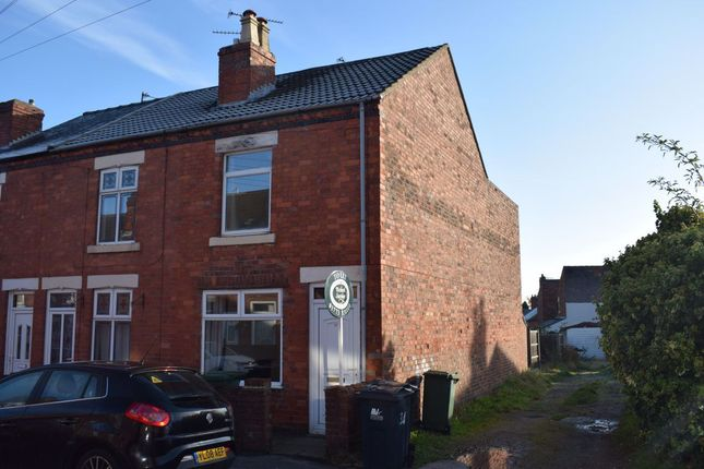 Thumbnail Terraced house to rent in Parkin Street, Alfreton