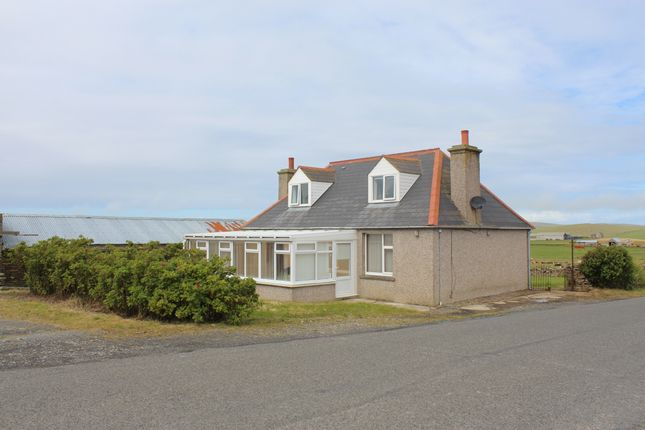 Thumbnail Detached house for sale in Sandwick, Orkney