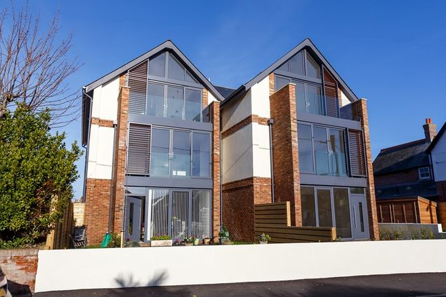 Thumbnail Flat for sale in Keyhaven Road, Milford On Sea, Lymington