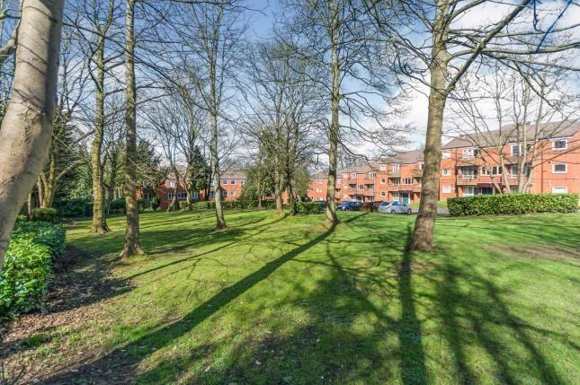 Gardens of St. Annes Court, Park Hill, Moseley, Birmingham B13