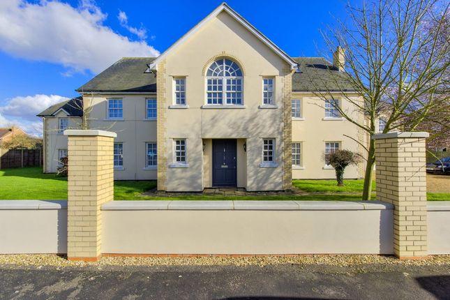 Thumbnail Detached house for sale in Doddington, Cambridge