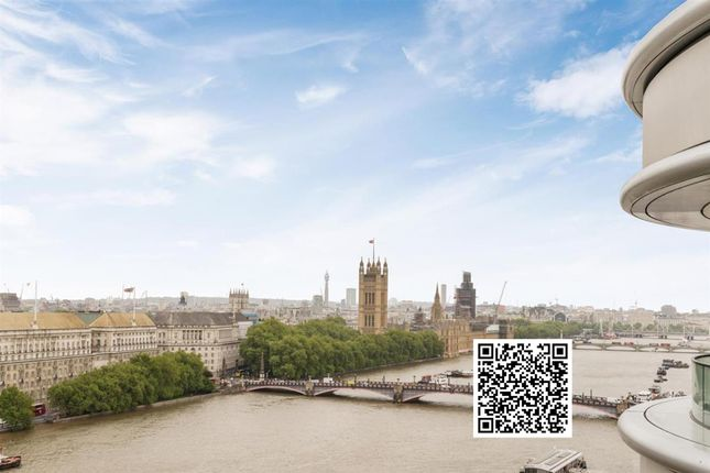 Thumbnail Flat to rent in Tower Two, The Corniche, 23 Albert Embankment, Nine Elms