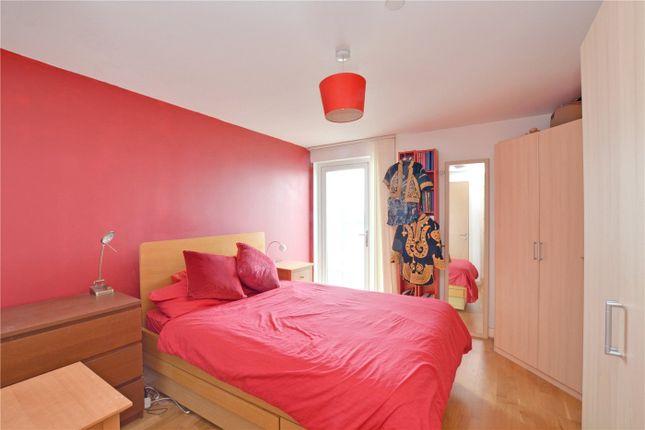 Bedroom of Mizzen Mast House, Mast Quay, Woolwich, London SE18