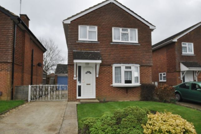 Thumbnail Detached house to rent in Highfield Road, Willesborough, Ashford