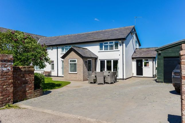 Thumbnail Barn conversion for sale in Plex Moss Lane, Halsall, Ormskirk