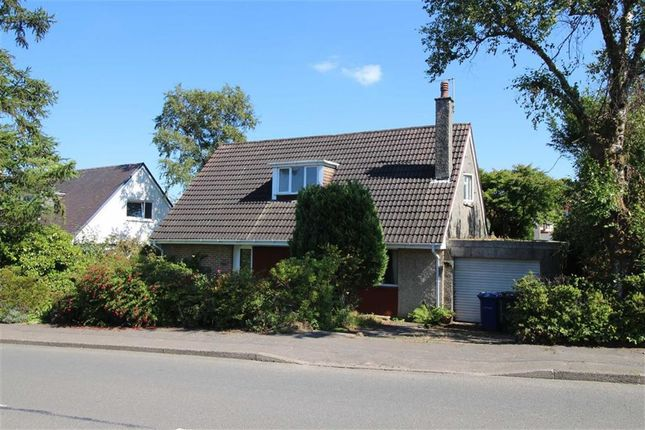 Thumbnail Detached house for sale in Cowal View, Gourock