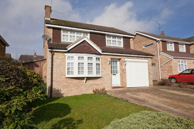 Thumbnail Detached house for sale in Birchmead Avenue, Pinner, Middlesex