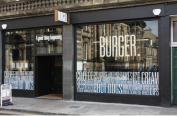 Thumbnail Restaurant/cafe to let in 91-93 Shandwick Place, Edinburgh