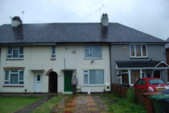 2 bed terraced house to rent in Henshaw Road, Wellingborough, Wellingborough NN8
