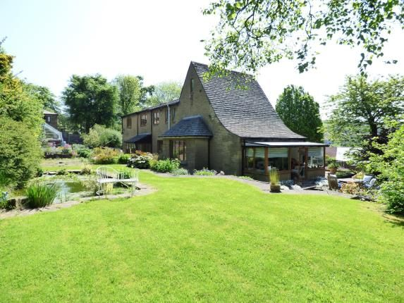 Thumbnail Detached house for sale in Todmorden Road, Bacup, Lancashire