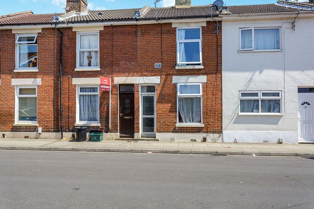 Thumbnail Terraced house to rent in Boulton Road, Southsea