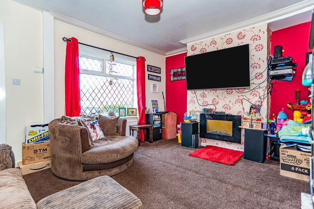 Lounge of Belgrave Avenue, Oldham, Greater Manchester OL8
