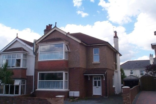 Thumbnail Flat to rent in Fortescue Road, Paignton