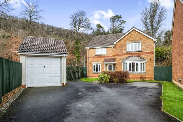 Thumbnail Detached house for sale in Parc Penscynnor, Cilfrew, Neath