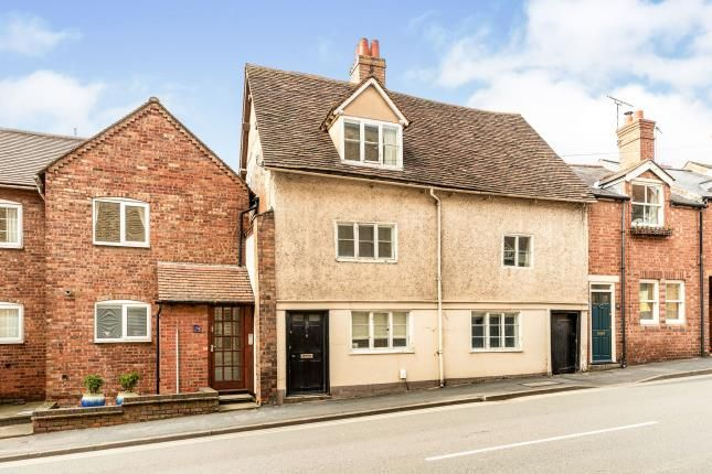 Thumbnail Terraced house for sale in Theatre Court, Theatre Street, Warwick