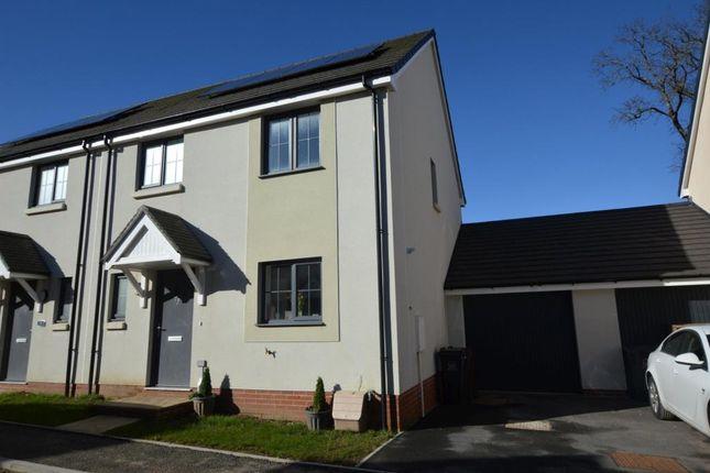 3 bed semi-detached house for sale in Sunnydale Close, Ivybridge PL21