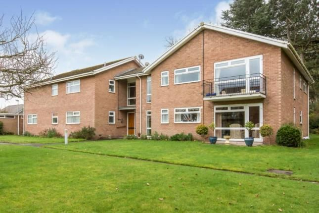 Thumbnail Flat for sale in Mere Court, Sandbach Road North, Stoke-On-Trent, Cheshire