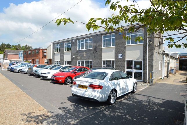 Thumbnail Commercial property for sale in Units 37 And 38, Uddens Trading Estate, Wimborne