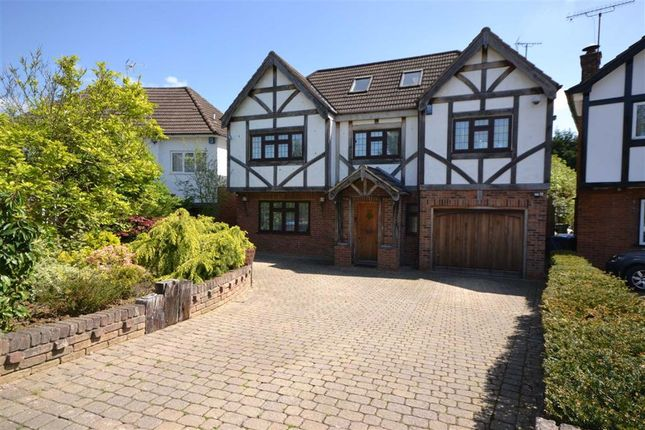 Thumbnail Detached house to rent in Parkgate Avenue, Hadley Wood, Hertfordshire