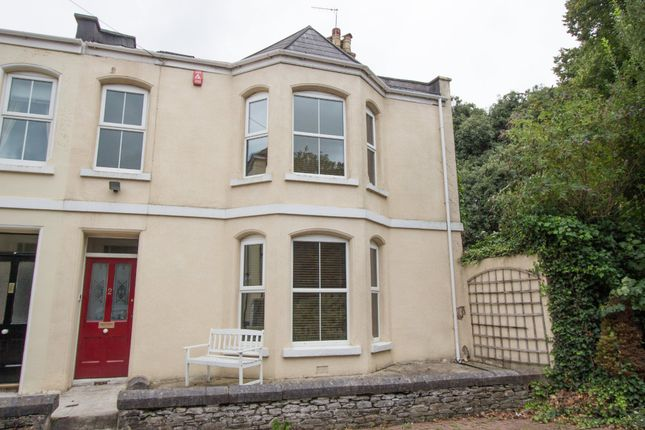 Thumbnail Semi-detached house for sale in Stonehouse, Plymouth