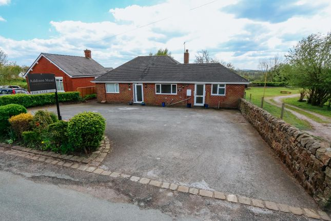 Thumbnail Detached house for sale in Belmont Road, Ipstones, Stoke-On-Trent