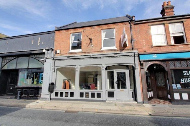 Thumbnail Retail premises for sale in Great Colman Street, Ipswich