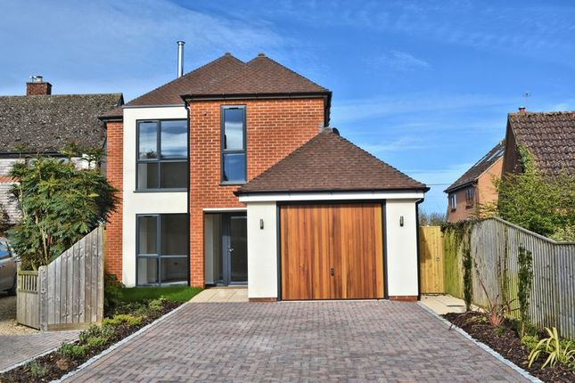 Thumbnail Detached house for sale in Grove Road, Harwell, Didcot