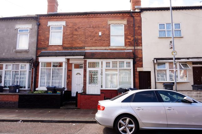 Thumbnail Terraced house to rent in Uplands Road, Handsworth, Birmingham