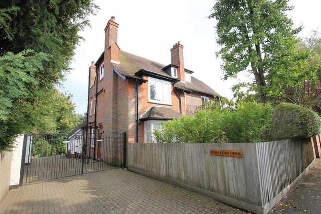 Thumbnail Flat for sale in Avenue St Nicholas, Harpenden, Hertfordshire