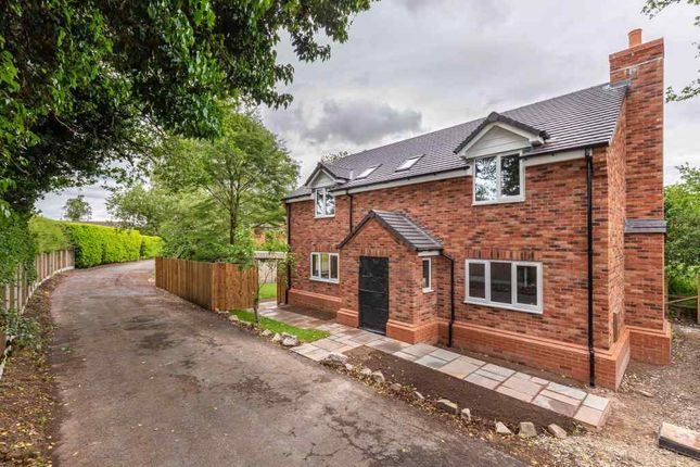 Thumbnail Detached house for sale in Buttertons Lane, Oakhanger, Crewe