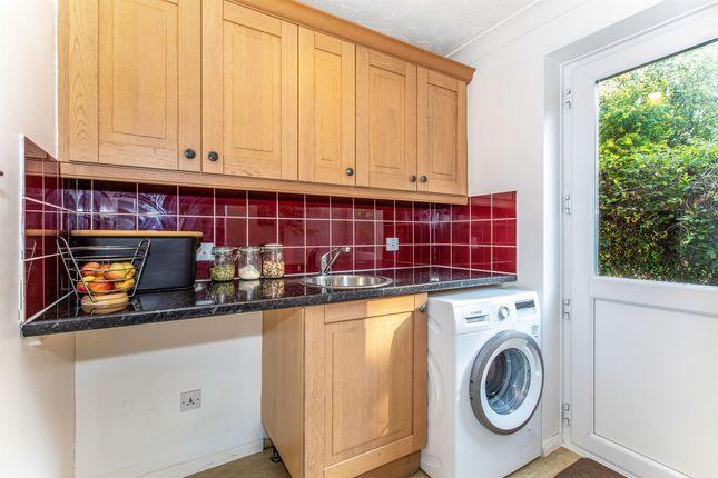 Utility Room of Byfield Road, Papworth Everard, Cambridge CB23