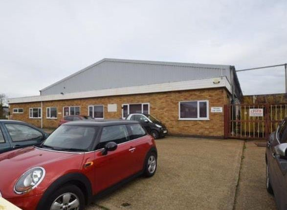 Thumbnail Industrial for sale in Unit, Site 7, Kings Road, Charfleets Industrial Estate, Canvey Island