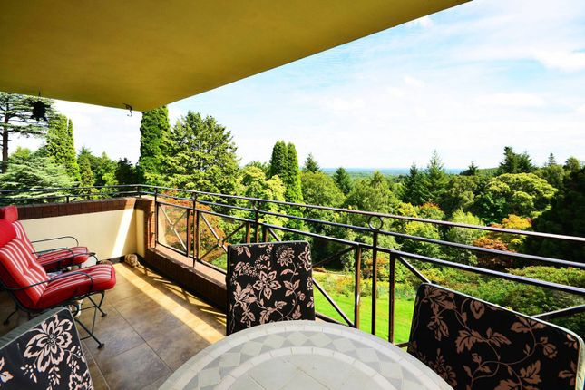 Thumbnail Flat for sale in Lythe Hill Park, Haslemere
