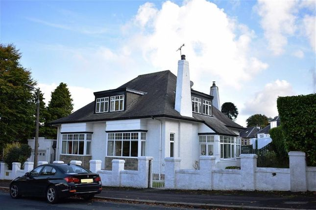 Thumbnail Detached bungalow for sale in 4, Eldon Place, Greenock, Renfrewshire