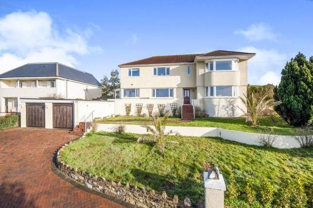 Thumbnail Detached house for sale in Kingskerswell, Newton Abbot, Devon