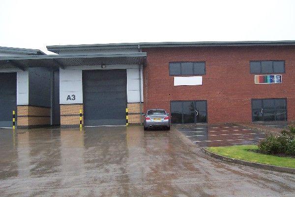 Thumbnail Industrial to let in Unit Hurstwood Court, Mercer Way, Blackburn