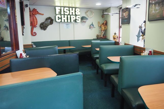 Thumbnail Leisure/hospitality for sale in Fish & Chips TQ5, Torbay