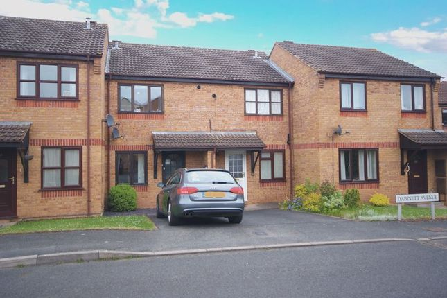 Thumbnail Terraced house for sale in Dabinett Avenue, Hereford