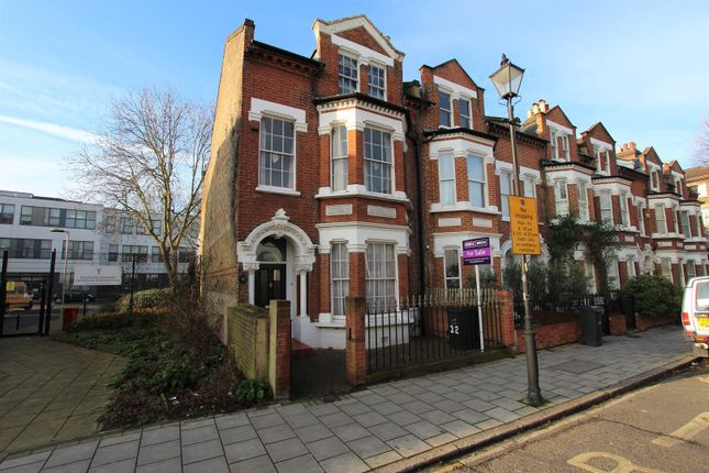 Thumbnail Semi-detached house for sale in Stockwell Park Road, London