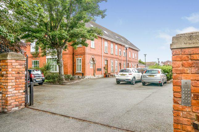 Thumbnail Flat for sale in The Cedars, 45 Brighton Road, Rhyl, Denbighshire