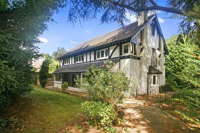 Thumbnail Detached house for sale in Furze Lane, Webb Estate Conservation Area, Purley