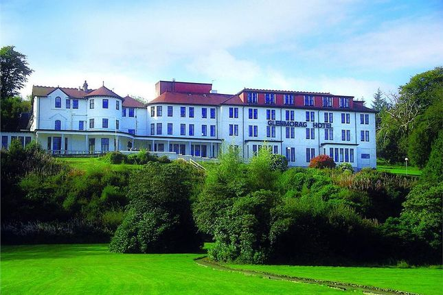 Thumbnail Leisure/hospitality for sale in Glenmorag Hotel, 3 Kilbride Road, Dunoon