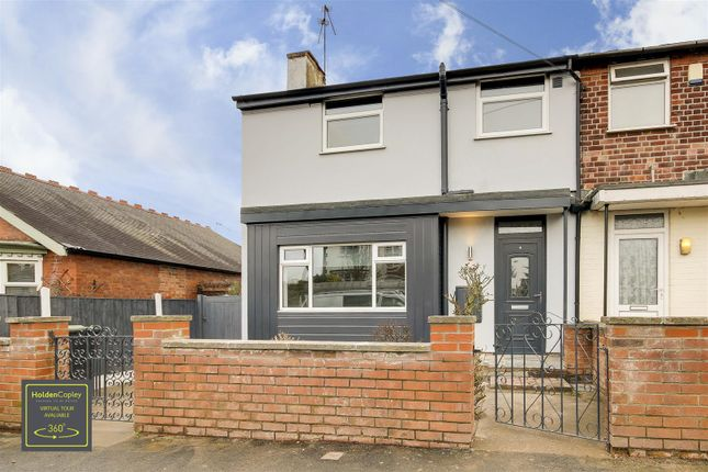3 bed end terrace house to rent in Vernon Avenue, Carlton, Nottinghamshire NG4