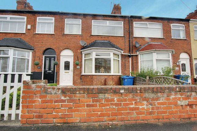 Thumbnail Terraced house for sale in Winthorpe Road, Hessle